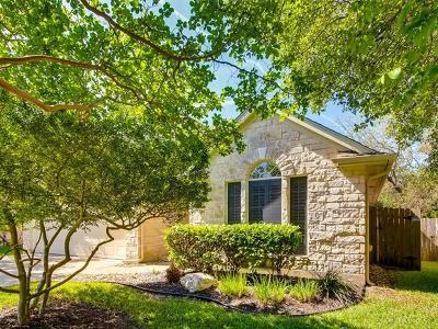 Austin Single Family Home Pending - Taking Backups: 11625 Sweet Basil Ct