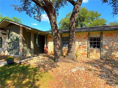 Austin Single Family Home For Sale: 10033 Woodland Village Dr