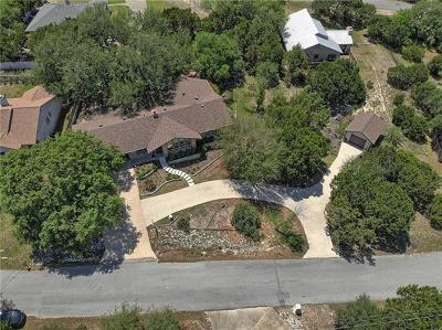 Lago Vista Single Family Home For Sale: 20805 S Ridge St