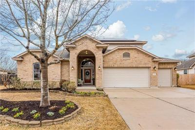 Hays County, Travis County, Williamson County Single Family Home For Sale: 2816 Alsatia Dr