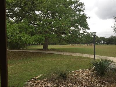 Wimberley Single Family Home Pending - Taking Backups: 150 Rambling Oaks Dr