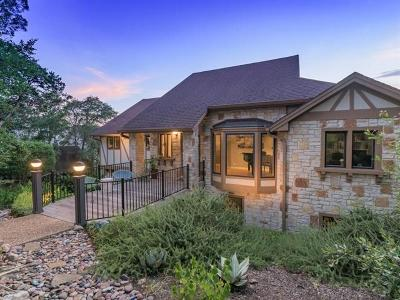 Travis County Single Family Home Pending - Taking Backups: 1700 Mill Springs Dr