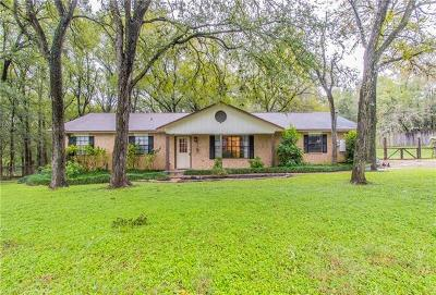 Bastrop Single Family Home Pending - Taking Backups: 193 Piney Ridge Dr