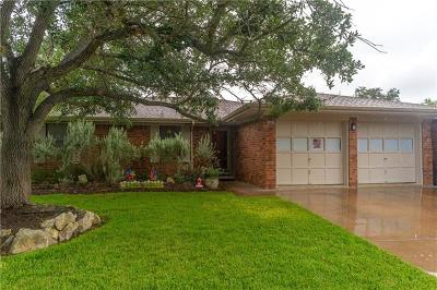 Giddings Single Family Home For Sale: 1521 E Industry St