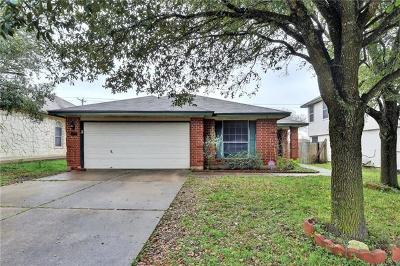 Pflugerville Single Family Home Pending - Taking Backups: 17601 Tobermory Dr