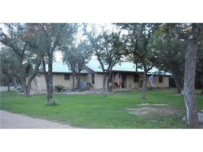 Lampasas Single Family Home For Sale: 204 County Road 4018