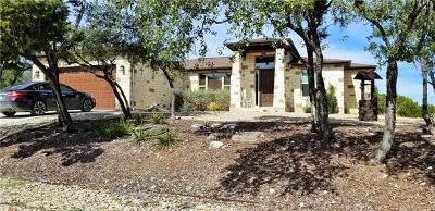 Lago Vista Single Family Home For Sale: 21012 Santa Paula Ave