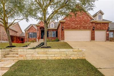 Cedar Park Single Family Home For Sale: 2501 Guara Dr