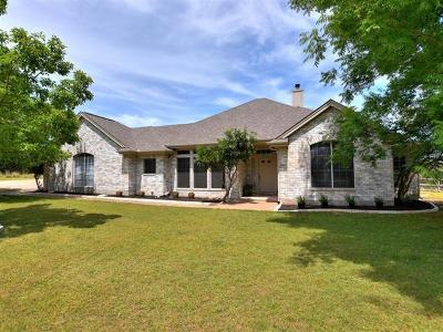 Austin Single Family Home For Sale: 16499 Westview Trl