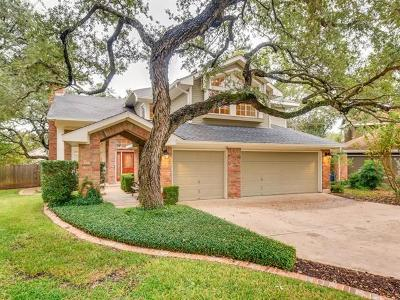 Austin Single Family Home For Sale: 10905 Wareham Ct