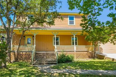 San Marcos Single Family Home For Sale: 1502 Thurman Rd