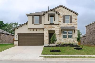 San Marcos Single Family Home For Sale: 136 Mary Max Cir