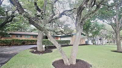 West Lake Hills Rental For Rent: 4814 Rollingwood Dr