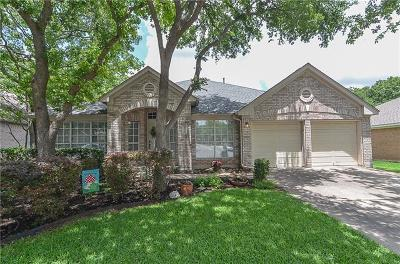 Round Rock Single Family Home For Sale: 2029 Red Oak Cir
