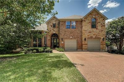 Austin Single Family Home For Sale: 7700 Crackling Creek Dr