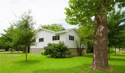 San Marcos Single Family Home For Sale: 103 Riverside Dr