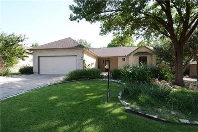 Georgetown Single Family Home For Sale: 108 Lantana Dr