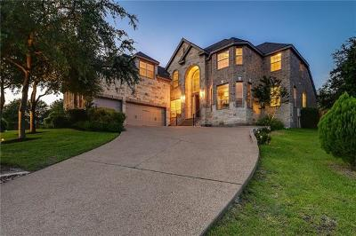 Travis County, Williamson County Single Family Home For Sale: 12304 Capella Trl