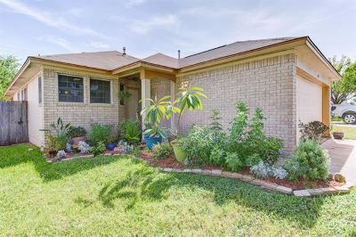Pflugerville Single Family Home Pending - Taking Backups: 1703 Shire St