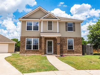 Hays County Single Family Home For Sale: 182 Winter Circle
