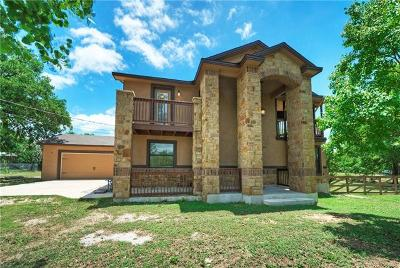Burnet County Single Family Home For Sale: 617 S Fm 1174