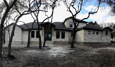 Dripping Springs Single Family Home For Sale: 302 Lariat Ln