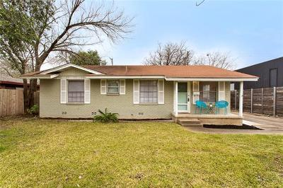 Hays County, Travis County, Williamson County Single Family Home For Sale: 7808 Northwest Dr