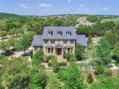 Leander Single Family Home For Sale: 3507 Bachelor Gulch