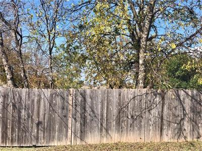 Residential Lots & Land For Sale: 2216 Yellow Jacket Ln