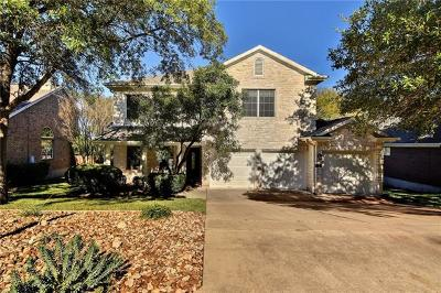 Austin Single Family Home For Sale: 12712 McNelly Trl