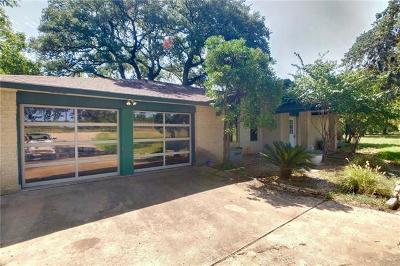 Round Rock Rental For Rent: 3106 E Palm Valley Blvd
