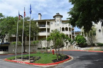 Lago Vista Condo/Townhouse For Sale: 3404 American Dr #3106