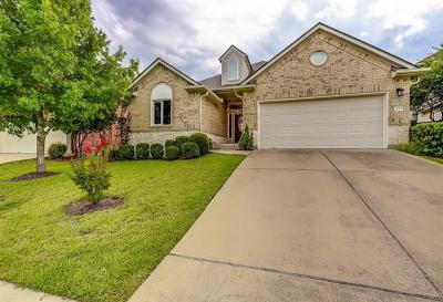 Austin Single Family Home Pending - Taking Backups: 12325 Central Park Dr