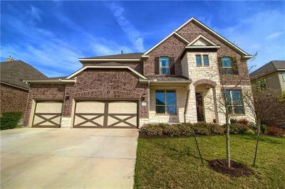 Pflugerville Single Family Home For Sale: 21405 Merveil Dr
