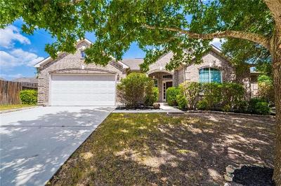 Austin Single Family Home For Sale: 157 Enchanted Cv