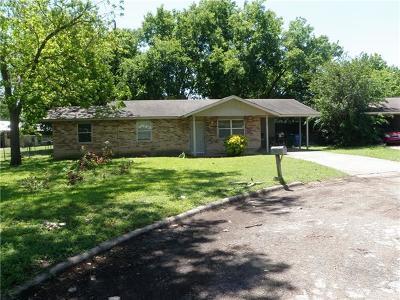 Bastrop Single Family Home For Sale: 507 Pee Jay Cv