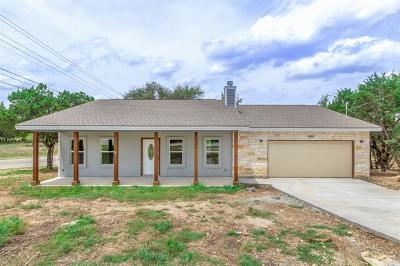 Travis County Single Family Home For Sale: 5900 Cimmaron Trl