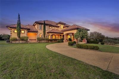 Hays County Single Family Home Pending - Taking Backups: 16191 Oak Grove Rd