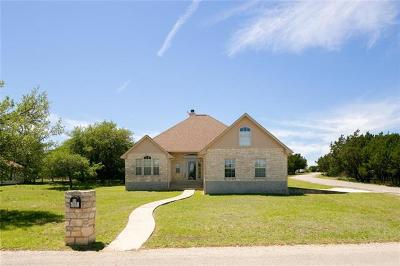 Wimberley Single Family Home Pending - Taking Backups: 88 Crazy Cross Rd