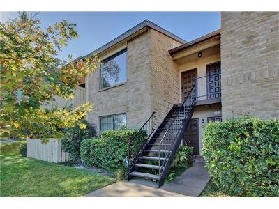 Austin Condo/Townhouse For Sale: 8210 Bent Tree Rd #202