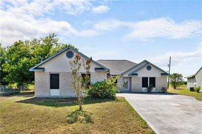 Lockhart Single Family Home For Sale: 1509 Hunters Rd