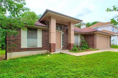 Austin Single Family Home For Sale: 4809 Allison Cv