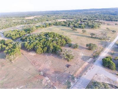 Dripping Springs Residential Lots & Land For Sale: 365 Medlin Creek Loop