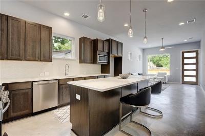 Austin Single Family Home For Sale: 1125 Ebert Ave #1