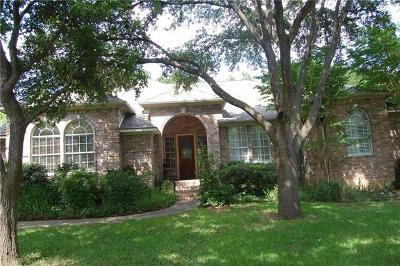 Single Family Home For Sale: 10508 Oak View Dr