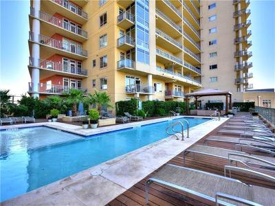 Austin Condo/Townhouse For Sale: 603 Davis St #1507