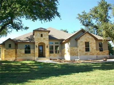New Braunfels Single Family Home Pending - Taking Backups: 2657 Red Bud Way