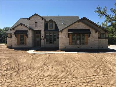 Leander Single Family Home For Sale: 2700 Honeywood Dr