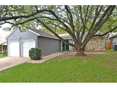 Single Family Home For Sale: 2612 Monarch Dr