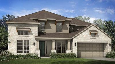 Round Rock Single Family Home Pending - Taking Backups: 4845 Terraza Trl